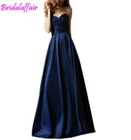 Wholesale paolo sebastian online - paolo sebastian Ladies Blue Off Shoulder Prom Dress High Sexy Long Prom Dresses elie saab