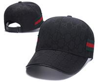 marka nakışı toptan satış-Yeni yaz tasarım marka kap simgesi Nakış Lüks erkekler için şapka panel snapback beyzbol şapkası erkekler rahat vizör gorras kemik casquette şapka