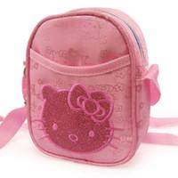 Wholesale kitty messenger bags for sale - Xingkings New Women Girl Hello kitty Bags Messenger bag KX H11305