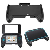 Wholesale xl console for sale - Electronic Handheld Games Black ABS Hand Grip Protective Support Case for Nintendo DS LL DS XL NEW Console Game Console