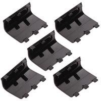 xbox one para ventas al por mayor-Nueva caja de batería 5X Tapa de la batería Tapa de la puerta Reemplazo de la carcasa para XBOX One WirelessController venta caliente de alta calidad