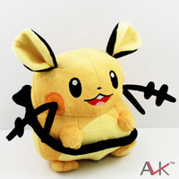 Wholesale anime girl boy toy resale online - Animals Cartoon Soft Xy Plush Toys Dedenne cm with Tags New Fashion Cute Cartoon Soft Stuffed Dolls for Children S Boys Girls Gift