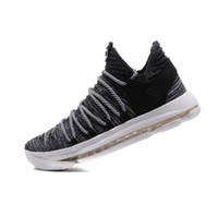 Wholesale Kids Golf Shoes - Kids KD 10 Basketball shoes Hot Sale FMVP Signature Shoes Classic 9 Style Kevin Durant Sneaker Athletic Outdoor Free Shipping With Box