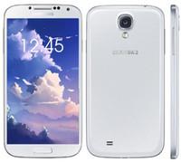 telefones s4 venda por atacado-Original desbloqueado samsung galaxy s4 i9505 i9500 telefone móvel quad-core câmera de 13mp 5.0 '' 2gb 16gb nfc wifi gps telefone recondicionado
