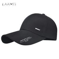hiphop hat корейский оптовых-Laamei Cool Boy Корейский Бейсболка Мужчины Женщины Письмо Шляпа Мода Унисекс Хип-Хоп Snapback Cap Шляпы Защита От Солнца Досуг