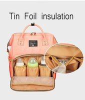 Wholesale Canvas Function - 24 colors Land Mommy Backpacks Nappies Bags Mother Maternity Diaper Backpack Large Volume Outdoor Travel Bags Organizer Free DHL baby Nursin