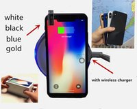 Wholesale Usb 16g - Goophone i8 iX X 5.5inch MTK6580 Face ID recognition Unlocked cell phone Quad Core Android 1G Ram 16G Rom smart phone with box