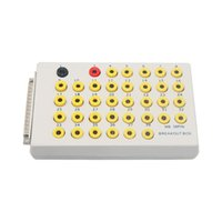 probador de vag al por mayor-Para MB 38PIN Breakout Box Coche Cable de diagnóstico Obd2 Pin Out Box Break out Tester Auto Conector