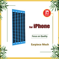 ingrosso altoparlante dell'orecchio dell'orecchio di iphone 5s-Ear Speaker Earpiece Anti Dust Screen Mesh per iPhone 4S 5G 5s 5c SE 6 6s 7 Plus 4.7 5.5 Sostituzione