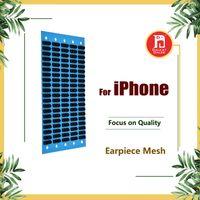altavoz del oído del auricular del iphone 5s al por mayor-Orejador del auricular Auricular con malla anti polvo para iPhone 4S 5G 5s 5c SE 6 6s 7 Plus 4.7 5.5 Repuesto