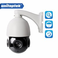 Wholesale Waterproof Ptz Dome Ip Camera - 1080P PTZ IP Camera 36X Zoom Waterproof Outdoor Dome Speed Network Camera Day Vision 200M P2P CCTV Security Camera ONVIF