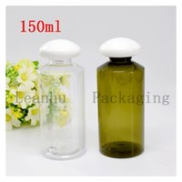 used plastic bottles 2018 - 150ml Wholesale Cosmetic Plastic Bottle Plastic Container With Lid Used To Hold Water, Lotion, Shampoo, Bath Liquid Container