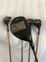 Wholesale golf clubs rescue - NEW G400 Golf Hybrids 2# 3# 4# 5# 6# Graphite shaft G400 Golf clubs Rescues Right hand AAA+