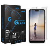 Wholesale film protect for sale – best For HUAWEI P20 Pro Tempered Glass Screen Protectors honor V10 Protect Film For Hua wei Mate10 HONOR9 P10 lite With Paper Package