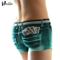 Wholesale Best Sexy Boxers Brand - Wholesale-Hot High Quality Fashion Sexy Men's Boxers ShortsTrunks Brand Mr Best Underwear Casual 3D Print Underpants