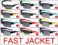 Wholesale wind goggles - MOQ=10PCS New Fashion Colorful Popular Wind Cycling Mirror Sport Outdoor Eyewear Goggles Sunglasses For Women Men Sunglasses free ship