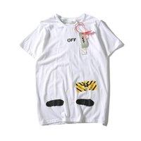 Wholesale Street Swag - Black Tee Heavy Fashion T Shirt Men Women Harajuku Hip Hop Street Swag Clothes Kanye Yeezus Streetwear Top WHITE Tees HFLSTX059