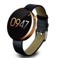 smartwatch para la venta al por mayor-Inteligencia Reloj de pulsera teléfono Pantalla a color Conversación u8 android smartwatch Bluetooth inteligente Movimiento Monitor de ritmo cardíaco Noticias Empuje en venta