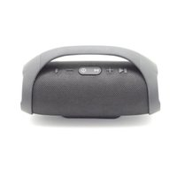 bluetooth drahtloser boombox großhandel-Lager Mini Boom Box im Freien HIFI Bass Spalte Lautsprecher Wireless Bluetooth Lautsprecher Boombox Bluetooth Wireless Lautsprecher Stereo Audio