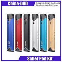 gousses de pois achat en gros de-Rofvape OVNS Kits Sabre Pod Vape Kit tout-en-un Kit de démarrage pour cigarette électronique Batterie intégrée vs Kit Warof Peas
