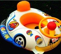ingrosso tromba auto-110 seggiolino per barche da tromba per barca da nuoto per bambini, il sedile da nuoto per tromba del volante chiamerà i bambini della petroliera che giocano bene