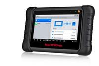 Wholesale maxitpms autel - For AUTEL MaxiTPMS TS608 Automotive Diagnostic touch screen panel Digitizer Glass sensor replacement