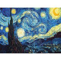 hobby a casa al por mayor-Decoración Del Hogar DIY 5D Diamante Bordado Van Gogh Starry Night kits de punto de Cruz Abstracta Pintura Al Óleo Resina Hobby Craft zx