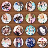 Youpop KPOP Korean TWICE Terzo mini album TWICEcoaster LANE1 58mm Round Badge Pins e spille per vestiti Hat Backpack