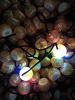 большие игрушки йо оптовых-Декомпрессия кончик пальца трехфункциональный светодиодный свет йо-йо