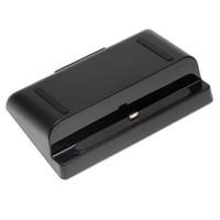 держатель зарядного устройства для планшета оптовых-Sync Dock Charger Stand Holder Charging Station Cradle + usb Cab le For Google Nexus 7 II Tablet Black