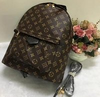 Wholesale Ostrich Bag Men - Hot Sell Classic Fashion bags women men Backpack Style Bags Duffel Bags Unisex Shoulder Handbags