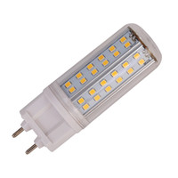 Wholesale led bulbs for sale - LED G12 W LED Bulb G12 Corn Light SMD2835 Computer Leads AC85 V Replaces Russell W G12 Light Bulb