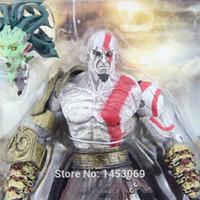 kratos dios guerra figura al por mayor-Eco-Friendly God of War 1pcs 7 .5