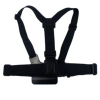 Wholesale Gopro Belt - SHOOT GP26 Gopro Accessories Harness Adjustable Elastic Gopro Belt Body Chest Strap Mount for Go pro Hero 5 4 3+ SJCAM SJ6 SJ7