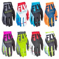 Wholesale road cycling pink resale online - 2018 Hot Cycling Motorcycle Racing Gloves Autumn Winter Full Finger Mountain Bike Warm MTB Road Bike Bicycle Anti slip Riding Cycling Gloves