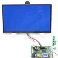 monitor lcd hdmi venda por atacado-10.1 polegada 1024 * 600 Tela HD Módulo Digital LCD Display Monitor de Carro de Apoio HDMI VGA AV Raspberry Pi 3 Banana pi 1024 DIY
