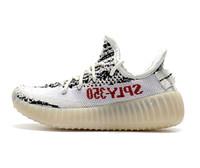 Wholesale zebra shoes kids for sale - 350 V2 Infant Black White Strip Zebra Sneaker Cream White Baby kids Running shoes Baby boy girl Youth Children sneaker Toddler Kids