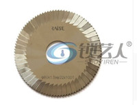 Wholesale silca key cutting machines resale online - New Raise High speed Tungsten steel three blade thin milling cutter SG2W For SILCA OPERA TECHNICA key cutting machines locksmith