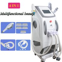 Wholesale ipl hair removal radio for sale - Group buy laser hair removal equipment OPT SHR Radio Frequency IPL pigment therapy vascular therapy DHL