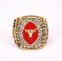 Wholesale University Rings - 2005 NCAA University of Texas Longhorn Championship Rings Replica Drop Shipping