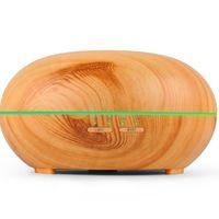 lindos regalos de ancla al por mayor-2018 Best Selling USB Ultrasonic Humidifier 300 ml Aroma Difusor Aceite Esencial Aromatherapy Mist Maker con 5 Color de Luz LED