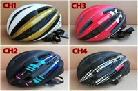 Wholesale road bike 59cm - Four models Team Cycling Helmet WIGGINS katusha fit for road bike or Mountain bicycle with M(55-59cm) for selection free shipping