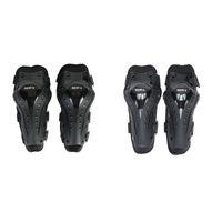 motocicleta nervosa venda por atacado-Nervo Frete grátis 4 pçs / set Motocicleta KneeElbow Protector Motocross Racing Guard Pads Engrenagens de Proteção de Caça de Tiro Pads