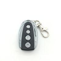 duplicador de controle remoto clone venda por atacado-Venda quente Universal Controle ABCD Chave 433 MHZ Clonagem Remota 4 Canais Auto Carro Duplicadora de Porta de Estacionamento Código de Rolamento Para Carro