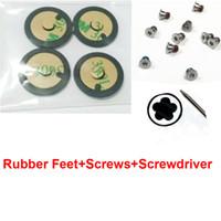 "Wholesale 15 Screwdriver - Rubber Feets+Screws Set+Screwdriver For Macbook Pro Retina 13"" 15"" A1398 A1425 A1502 Bottom Case Lower Cover"