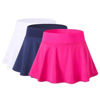 8c7a398a5b Women s Tennis Skorts Running Skirt Lady Badminton Skort Leggings With  Skirt Women Sport Falda Pantal Tennis Skirts