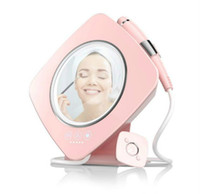 Wholesale mini magic massage for sale - Group buy Home Magic Eye Skin Beauty Care Mini Massage Device RF Radio Frequency Vibration Skin Care With Colors Anti Bag Pouch Wrinkle Machine
