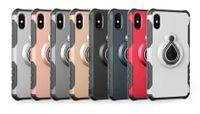 iphone raindrops оптовых-Для Iphone X 8 7 6 S Plus Samsung Galaxy Note 8 S8 Plus Raindrop магнитная броня 360 Kickstand тяжелые случаи сотового телефона