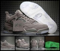 Wholesale cushion ball for sale - Group buy 2018 New KAWS x Men Basketball Shoes Cool Grey Man s jumpman Sneakers Mens Trainers Athletics Basket ball Sports Shoes Size