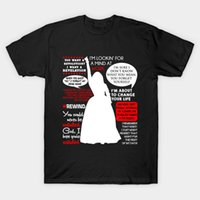Wholesale Fashion Quote - Angelica Schuyler Quotes - Hamilton T-Shirt
